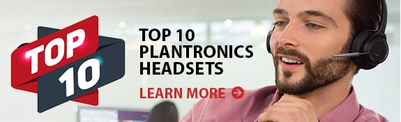Top 10 Plantronics Headsets