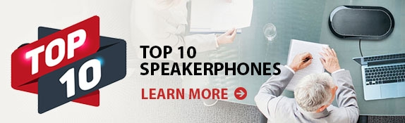 Top 10 Speakerphones