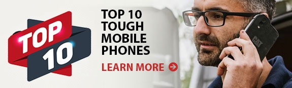 Top 10 Tough Mobile Phones