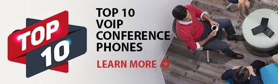Top 10 VOIP Phones
