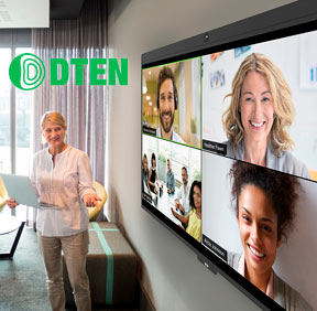 Dten video conference room solution