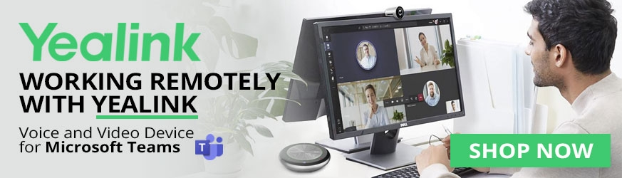 Working Remotely With Yealink
