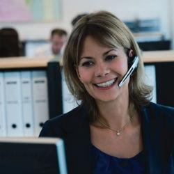 Sennheiser DW Office Phone Cordless Headset