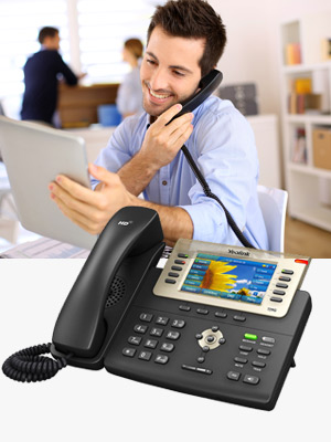 VoIP Phones and IP phones