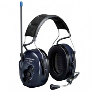 Active listening ear defenders