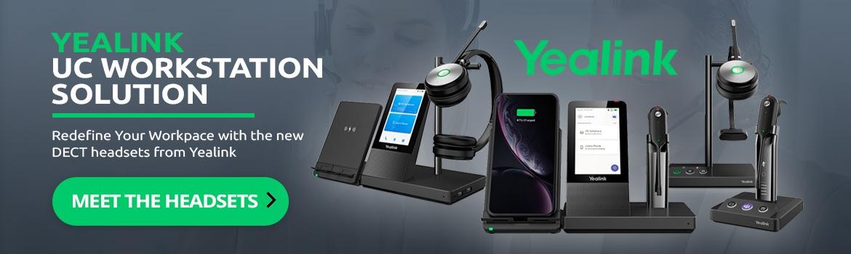 Yealink UC Workstation solution