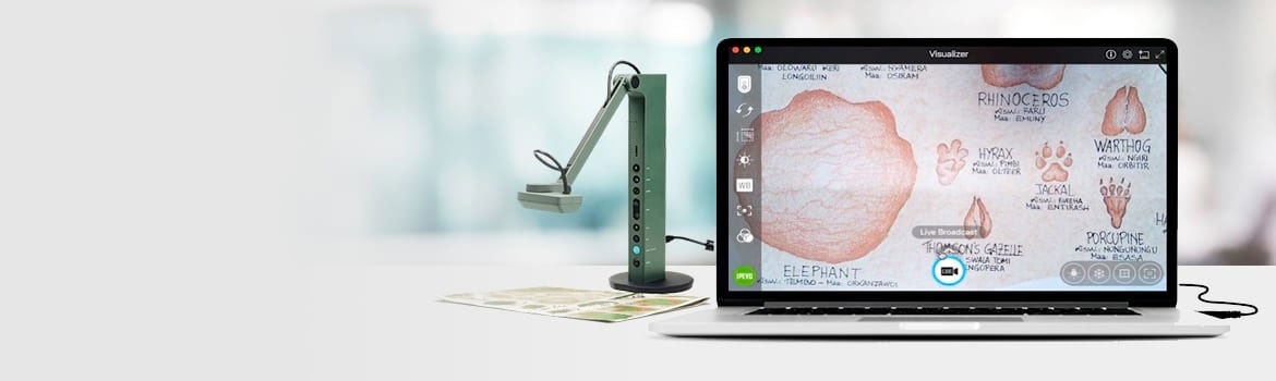 DOCUMENT CAMERA FOR SCHOOL