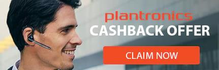Plantronics Cashback offer