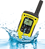 Waterproof Two way radios