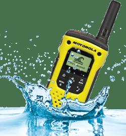 Waterproof Two way radios