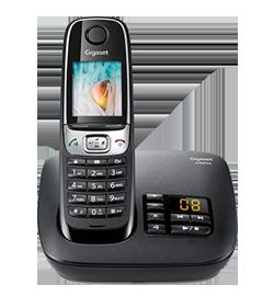 Standaard draadloze telefoons