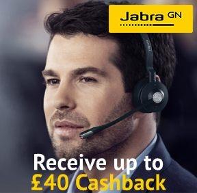 Jabra Cashback Offer