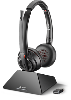 Plantronics Savi 8220 UC Duo MS