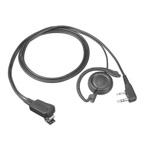 2 EMC 12-W Earpiece