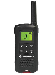 Motorola TLKR T60 Walkie Talkie Twin