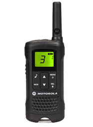 Motorola TLKR T61 Walkie Talkie Twin