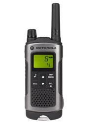 Motorola TLKR T80 Walkie Talkie Twin Pack