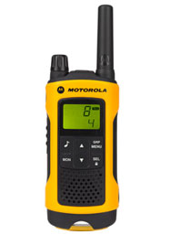 Motorola TLKR T80 Extreme Walkie Talkie Twin Pack