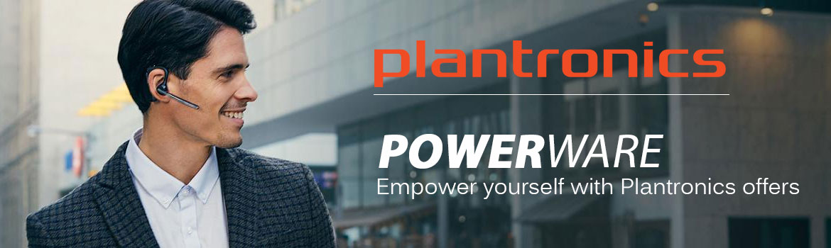 Empower yourself with Plantronics offers