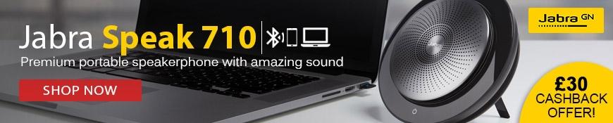 Jabra Speak 710 Bluetooth Speakerphones