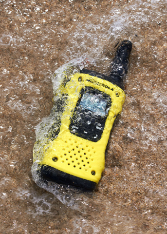 NEED A WATERPROOF TWO WAY RADIO?