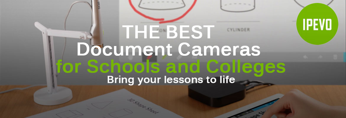 Best Document Cameras for Schools