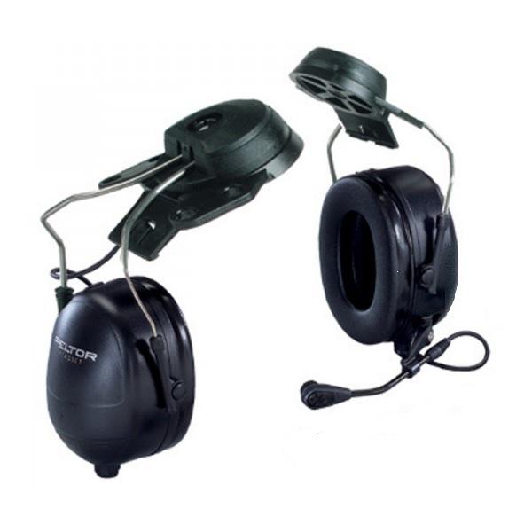 3M Peltor Flex Headset with Helmet Mounting