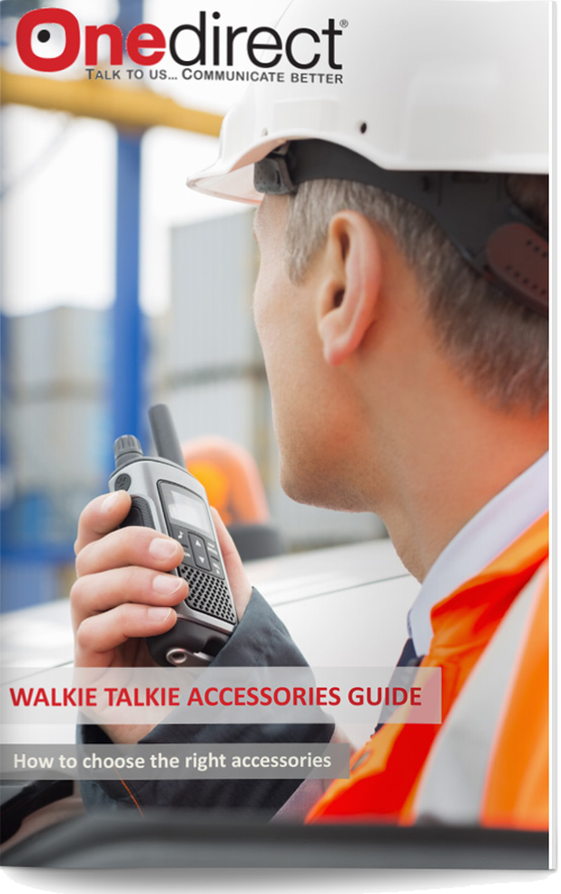 DOWNLOAD ONEDIRECT´S WALKIE-TALKIE ACCESSORY GUIDE
