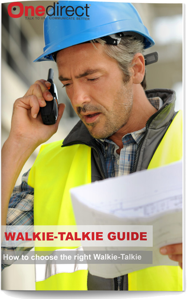 DOWNLOAD ONEDIRECT´S WALKIE TALKIE GUIDE
