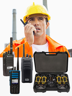 Walkie Talkies - Two way radios