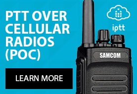 PTT over Cellular Radios (POC)