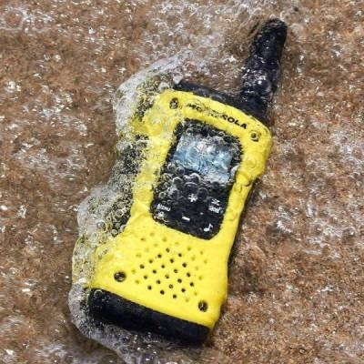 Waterproof IP67 and Floats Face Up