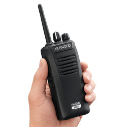 Kenwood Pro Talk TK-3401 Digital