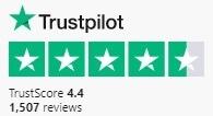 Trustpilot footer