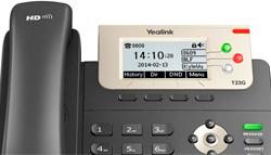 Yealink SIP-T23G IP Desktop Phone