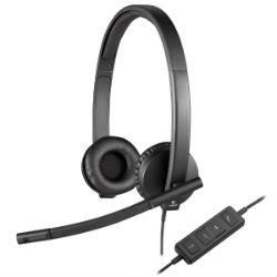 Logitech H570e Duo PC Headset