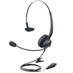 Orchid HS103 Corded Headset with 2.5mm Jack